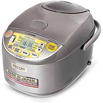 Overseas Model Rice Cooker NS-ZLH10-WZ ZOJIRUSHI Japan import