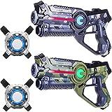 Die besten Laser Tag - Light Battle Laser Spiel: 2X Laserpistole 2X Laser Bewertungen
