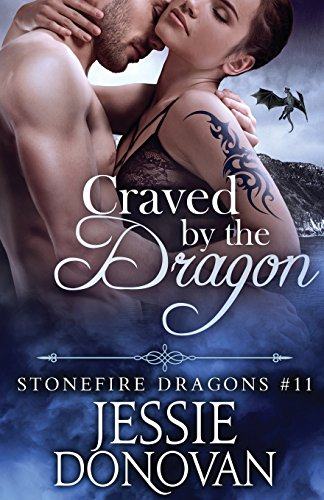 Craved by the Dragon: Volume 11 (Stonefire Dragons)
