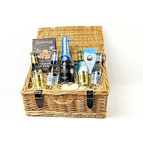 Gin Lovers Hamper - Wicker Hamper