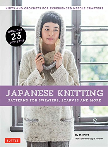Japanese Knitting : Patterns for Sweaters, Scarves and More par Tuttle