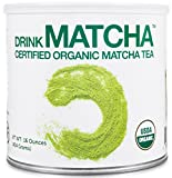 Beber té Matcha-Matcha té verde en polvo-USDA orgánico-100% Pure Matcha té verde en polvo-nada añadido