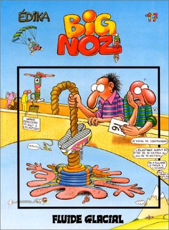 Big Noz, numéro 17 par Edika