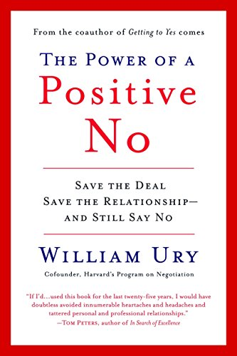 Read pdf the power of a positive no how to say no and still get to the power of a positive no how to say no and still get to yes fandeluxe Gallery