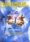 Langage de l Improvisation (le) - Memento Livre Sur la Musique
