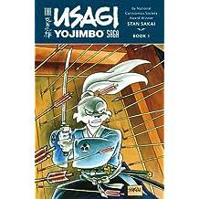 Usagi Yojimbo Saga - Volume 1