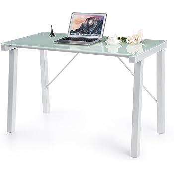 IKAYAA Computer Desk PC Desk Office Desk Computer Workstation (Type 1)