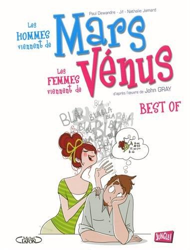 Les hommes viennent de Mars les femmes viennent de Vénus : Best of : 48h BD 2015 par Paul Dewandre