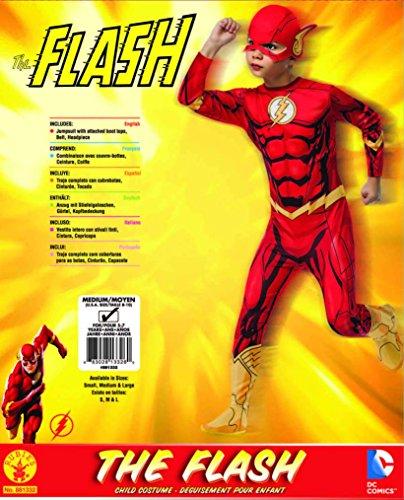 Imagen de rubie's  disfraz marvel the avengers el flash para niños de 8  10 años 881332_l  alternativa