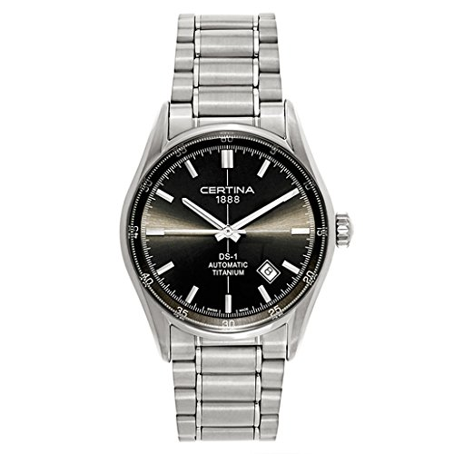 Certina Herren-Armbanduhr XL Analog Automatik Titanium C006.407.44.081.00