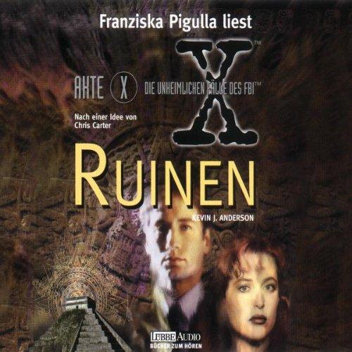 Akte X, Ruinen, 3 Audio-CDs