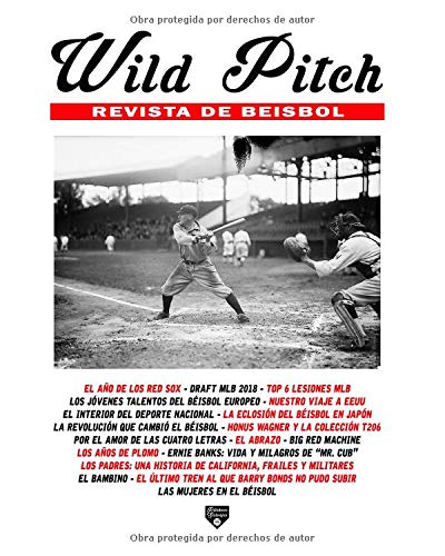 Wild Pitch por Pitcheos Salvajes