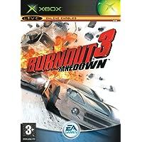 Burnout 3: Takedown (Xbox) [import anglais]