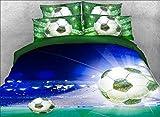 Descrizione: Il design di moda aggiunge alla tua camera da letto romantica di lusso. Informazioni dettagliate: Set di copripiumino: 1 copripiumino 150cm x 200cm(59x79 pollici), 1 fogli piatti 180cm x 230cm(71x90 pollici), 2 pattini cuscini 50cm x 70c...