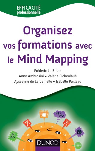 Organisez vos formations avec le Mind Mapping