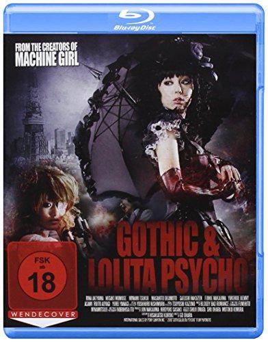 Preisvergleich Produktbild Gothic & Lolita Psycho [Blu-ray]