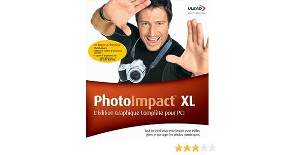 XL FRANCAIS PHOTOIMPACT GRATUITEMENT TÉLÉCHARGER