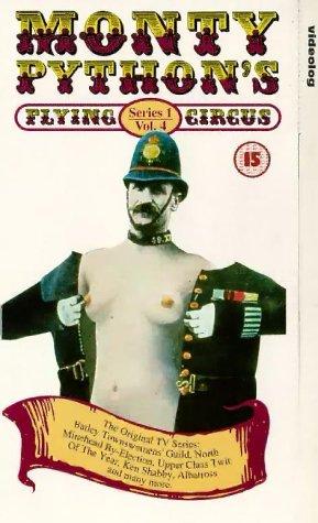 Produktbild Monty Python's Flying Circus - Series 1,  Volume 4 [UK Import] [VHS]