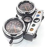 Motorrad Bike Custom Tacho Tachometer Instrument Montage für Honda CB Ansaugstutzen CB4001995199619971998Ansaugstutzen CB40095969798