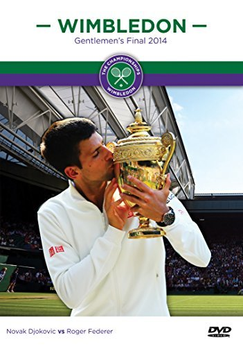 Wimbledon: 2014 Men's Final - Novak Djokovic V Roger Federer by Unknown(2014-10-27)