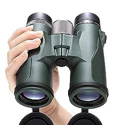 HLDUYIN 8X42 Fernglas Kompaktes Leichtgewicht Für Konzerttheater Opera Mini Pocket Folding Fernglas Mit Vollvergüteter Linse Für Reisen Wandern Vogelbeobachtung