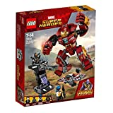 LEGO 76104 Marvel Super Heroes Avengers Infinity War The Hulkbuster Smash-Up from Lego Marvel