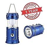 Lambent Solar Emergency Light Bulb -Travel Camping Lantern - Random Colours