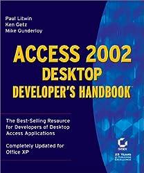 Access X Desktop Developer's Handbook (Professional Results)
