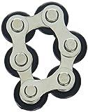 Cadena de rodillo juguete estrés reductor bicicleta cadena Fidget Juguetes perfecto para Add, ADHD, ansiedad, y autismo