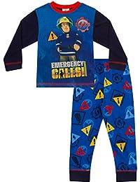 Fireman Sam Emergency Calls Long Pyjamas 2 to 5 YEARS w17