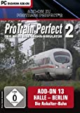 Pro Train Perfect 2 Add-On 13 Halle-Berlin [Edizione: Germania]