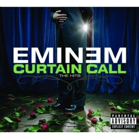 Pop CD, Curtain Call : The Hits Eminem 2CD Limited Edition[002kr] (Curtain Call Eminem)