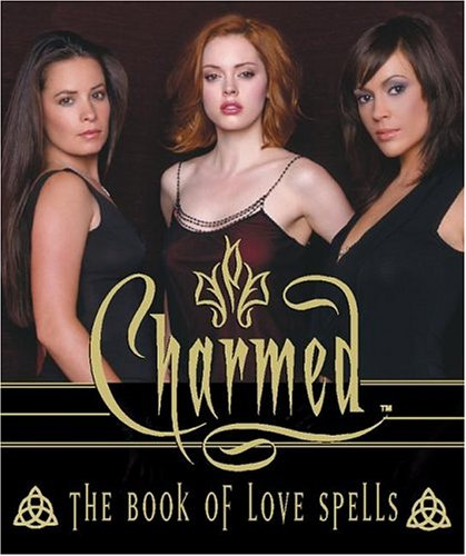 Click for larger image of 'Charmed': The Book of Love Spells (Miniature Editions)