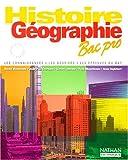Image de Histoire - géographie, Bac pro. Livre de l'élève