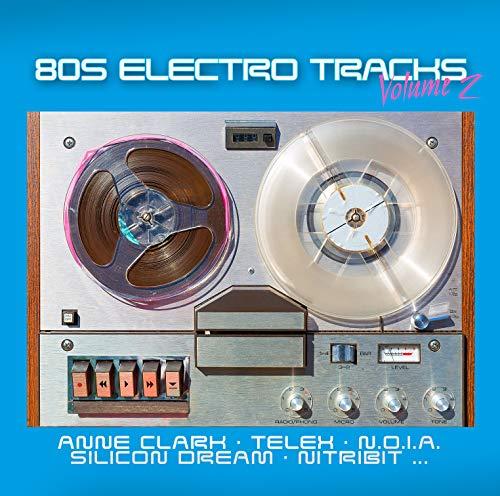 80s Electro Tracks Vol.2 -