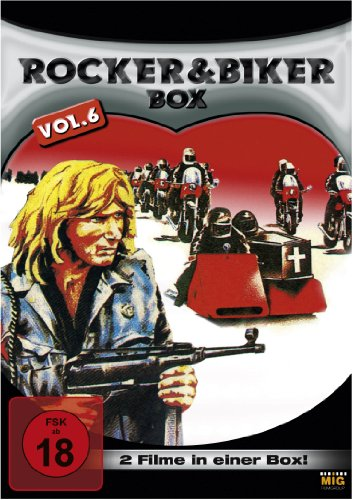 Rocker & Biker Box Vol. 6 *2 Filme!*