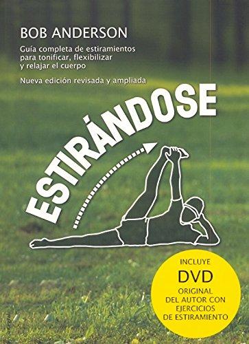 Estirandose. Dvd (EJERCICIO CUERPO-MEN) por Bob Anderson