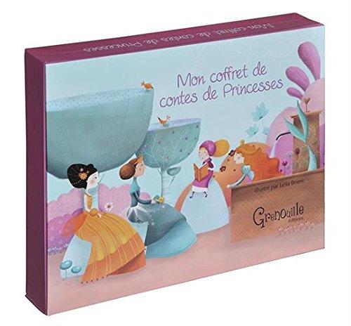 MON COFFRET DE CONTES DE PRINCESSES