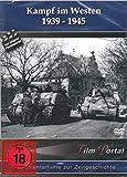 KAMPF IM WESTEN 1939 - 1945 Stellungen am Westwall Ardennenoffensive DVD
