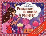 Lire le livre Coffret Princesses monde pailleter gratuit