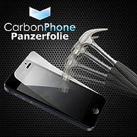 Iphone 5 / 5s Display Panzerfolie CarbonPhone (vordere und hintere Seite)