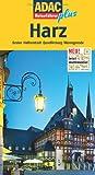 ADAC Reiseführer plus Harz: Mit extra Karte zum Herausnehmen - Axel Pinck