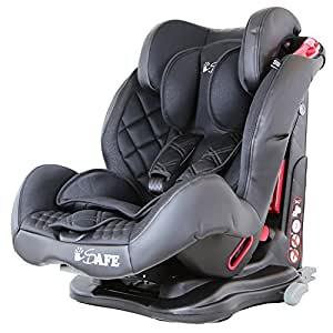 isafe isofix duo trio plus isofix autositz mit oberem. Black Bedroom Furniture Sets. Home Design Ideas
