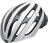 BELL Stratus MIPS Rennrad Fahrrad Helm weiß/schwarz/Mint 2019: Größe: S (52-56cm)