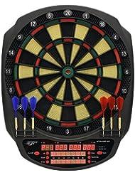 Cible de fléchettes électronique-e-dartboard striker - 601», «carromco