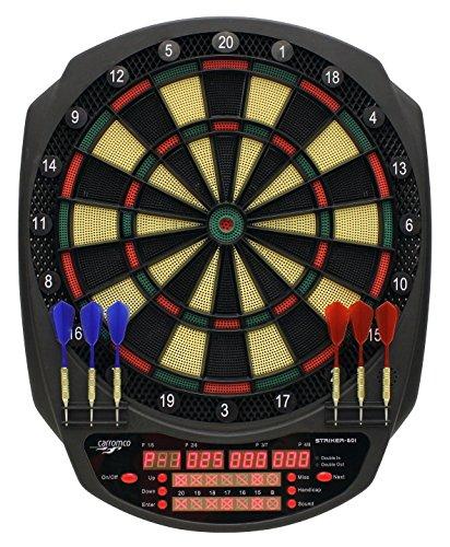 *Elektronische Dartscheibe, »E-Dartboard Striker-601«, Carromco*