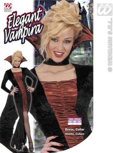 Kostüm-Set Elegante Vampirin, Grö�e L