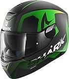 Shark–Helm Moto–Shark Skwal Trion matt KGG–S
