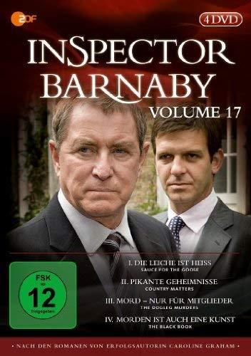 Inspector Barnaby, Vol. 17 [4 DVDs] Preisvergleich