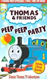 Thomas and Friends - Peep Peep Party [VHS]